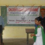 children's awareness
